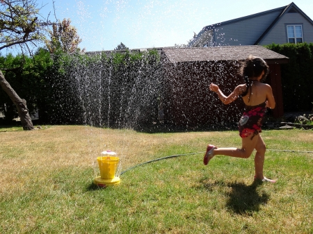 Summer Sprinkler