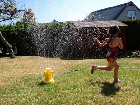 Summer Sprinkler